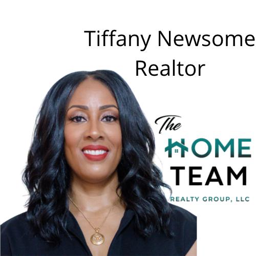Tiffany Newsome⎮Realtor⎮Maryland, Virginia or D.C. Home